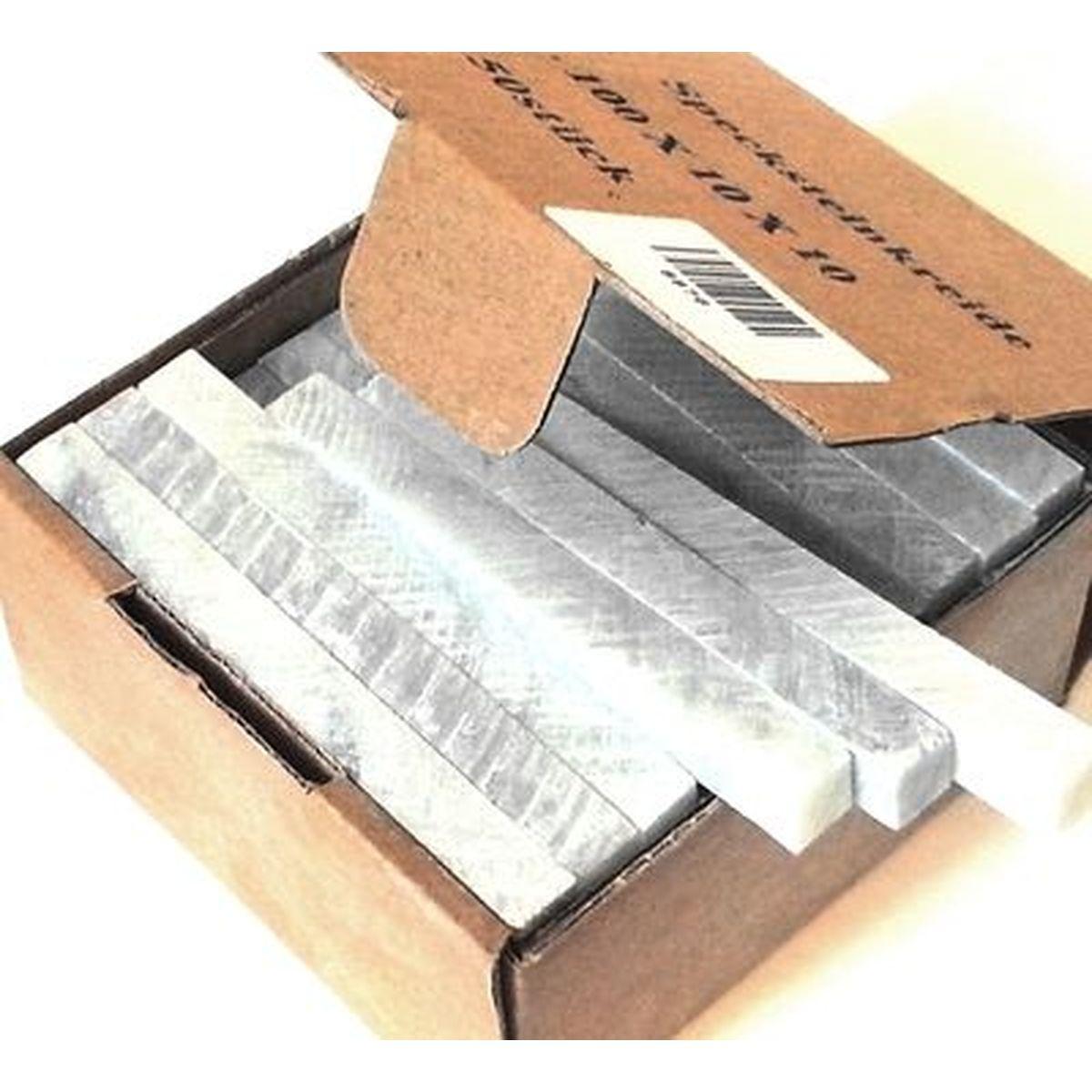 Specksteinkreide 10x10x100mm á 50St.