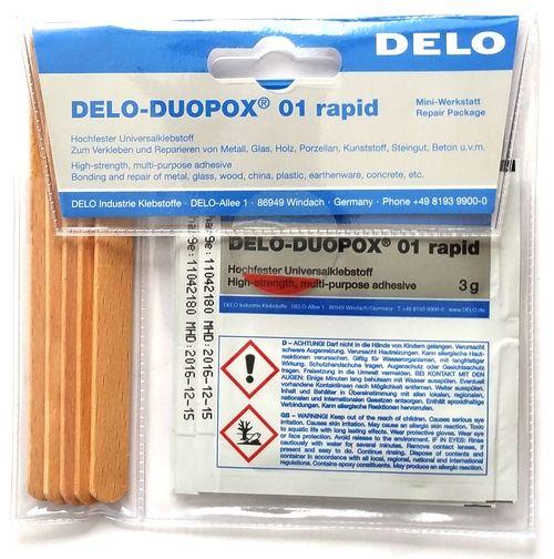 DELO DUOPOX® hochfester 2K Klebstoff