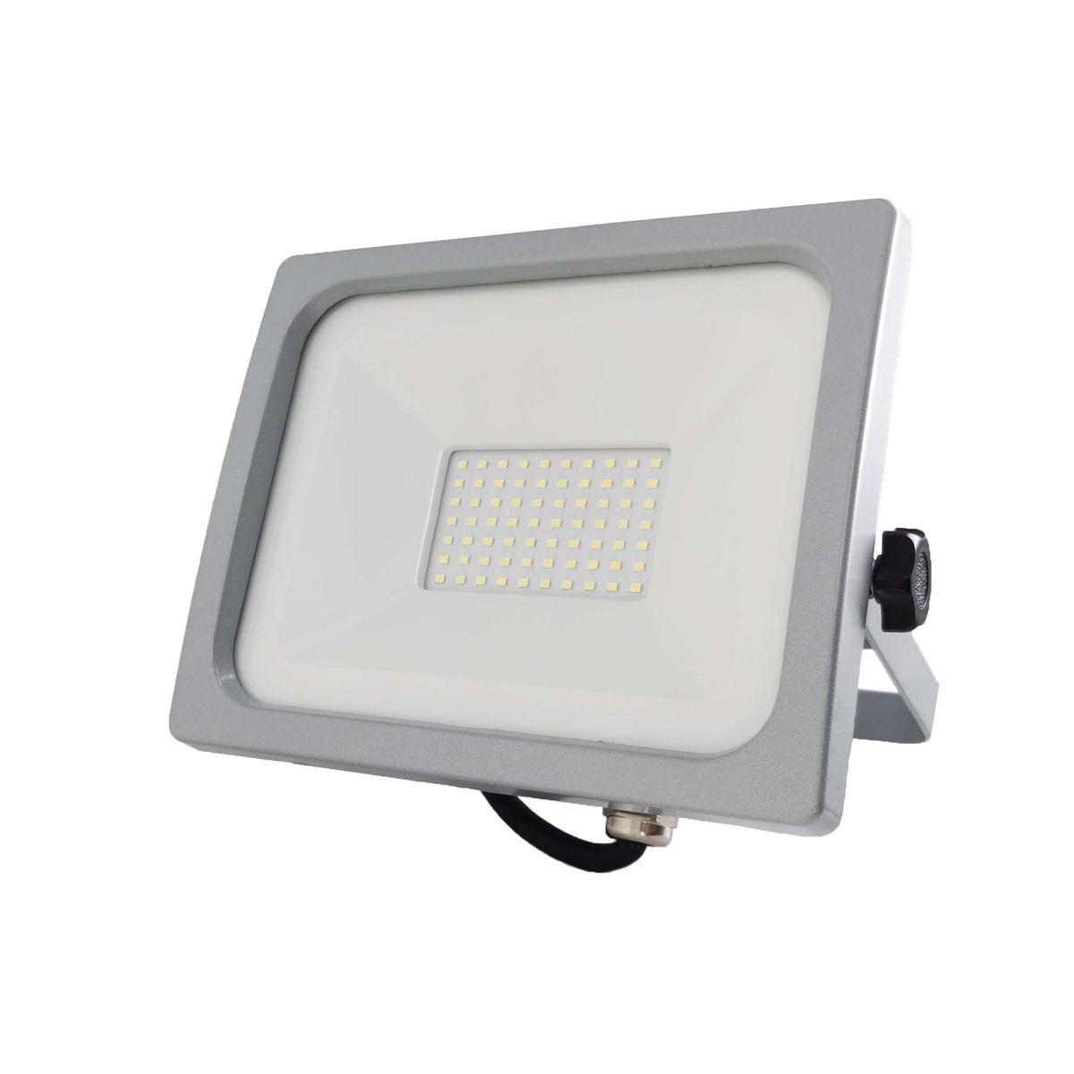 LED-Strahler Comfort 50Watt zur Wandmontage