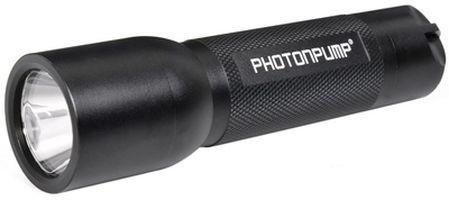 Taschenlampe Photonpump LED E7