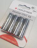 LEDLENSER® Mignonzellen Ionic AA á 4 St.