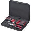 Wiha Werkzeug Set Mechaniker 9300-019 SOFTBAG 6-tlg, 302/311 Kombiz. 180 mm