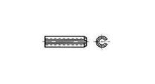 ISO8752/ähnl. DIN1481 Spannstifte